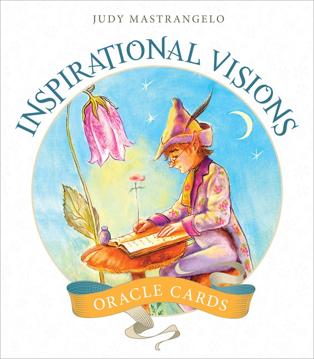 Bild på Inspirational Visions Oracle Cards