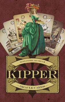 Bild på Kipper Oracle Cards