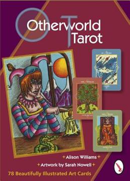 Bild på Otherworld Tarot (78-Card Deck & Booklet)