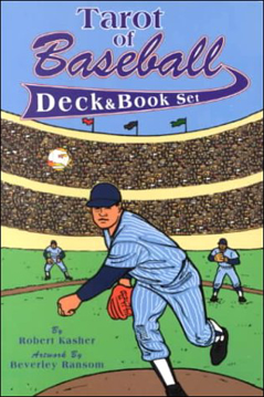 Bild på Tarot Of Baseball Set (Deck + Book)