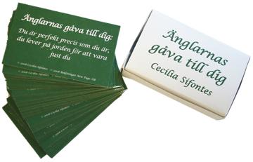 Bild på Änglarnas gåva till dig : Kortset