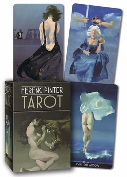 Bild på Ferenc Pinter Tarot (boxed)