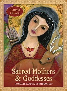 Bild på Sacred Mothers & Goddesses Oracle