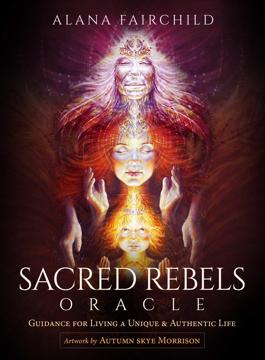 Bild på Sacred Rebels Oracle : Revised edt