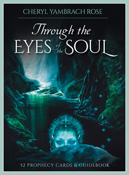 Bild på Through The Eyes Of The Soul : 52 Prophecy Cards & Guidebook