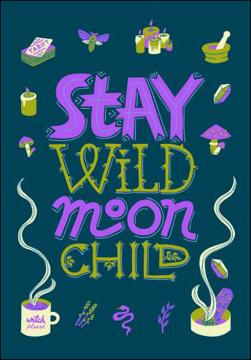 Bild på Hocus Pocus Stay Wild Moon Child