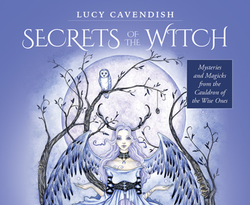 Bild på Secrets of the Witch : mini oracle cards