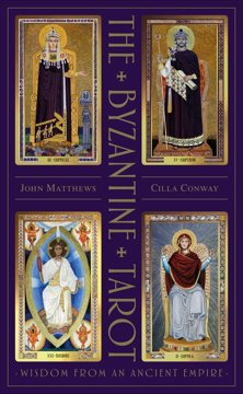 Bild på The Byzantine Tarot
