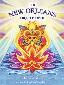 Bild på The New Orleans Oracle Deck
