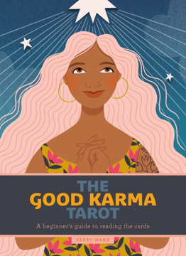 Bild på Good Karma Tarot : A Beginner's Guide to Reading the Cards