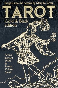 Bild på Tarot Gold&Black (gold foil)