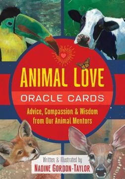 Bild på Animal Love Oracle Cards