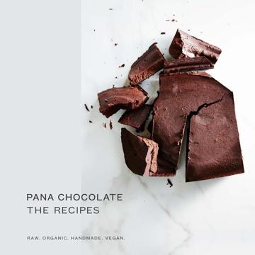 Bild på Pana chocolate, the recipes - raw. organic. handmade. vegan.