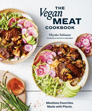 Bild på The Vegan Meat Cookbook