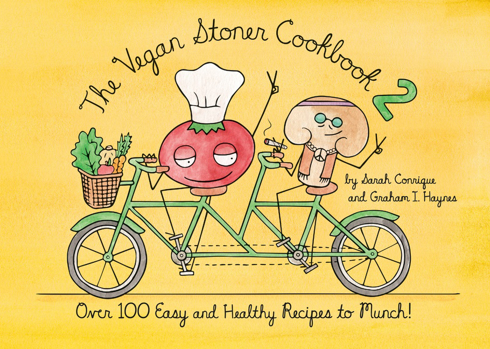 Bild på The Vegan Stoner Cookbook 2