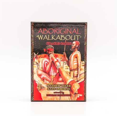 Bild på Aboriginal Walkabout Oracle Cards