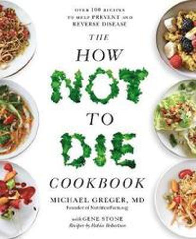 Bild på How Not to Die Cookbook