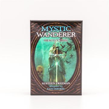 Bild på Mystic Wanderer Oracle Cards