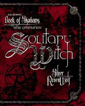 Bild på Solitary witch - the ultimate book of shadows for the new generation