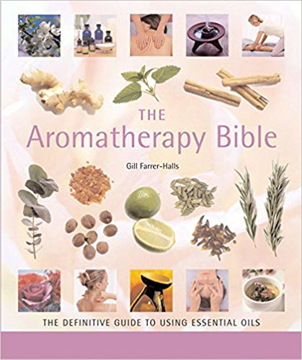 Bild på Aromatherapy Bible: The Definitive Guide To Using Essential
