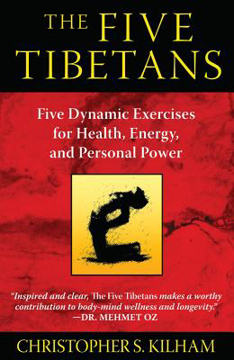 Bild på Five tibetans - five dynamic exercises for health, energy,  and personal po