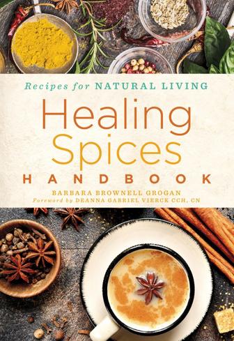 Bild på Healing Spices Handbook