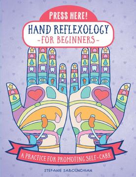 Bild på Press Here! Hand Refelxology For Beginners