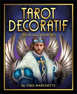 Bild på Tarot Decoratif Deck and Book Set