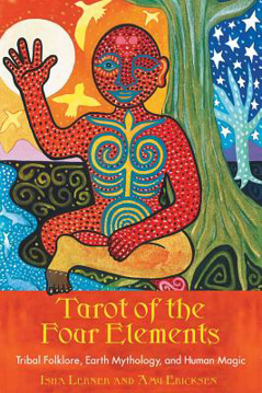 Bild på Tarot Of The Four Elements (78 Full-Color Cards & Instructio