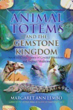 Bild på Animal totems and the gemstone kingdom - spiritual connections of crystal v