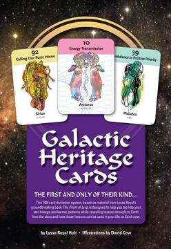 Bild på Galactic Heritage Cards (108-Card Deck & 1