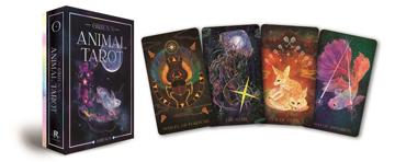 Bild på Orien's Animal Tarot: 78 card deck and 144 page book