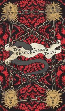 Bild på The Grandmother's Tarot Set with book and cards