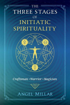 Bild på Three Stages Of Initiatic Spirituality